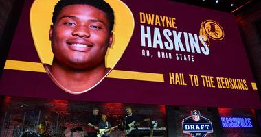 Washington still gets Dwayne Haskins without trading in perfect NFL Draft scenario