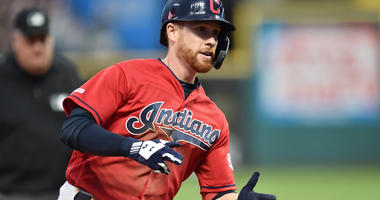 Indians rally in 8th to end 4-game slide, beat Rays 3-1