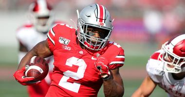 Ohio State Buckeyes running back J.K. Dobbins