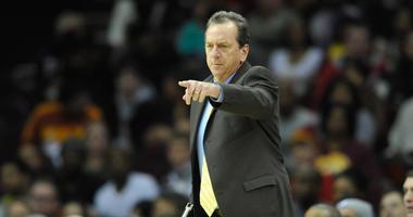 Assistant Coach Jim Boylan