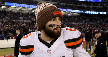 View from New York: What Baker Mayfield said that has Giants fans angry