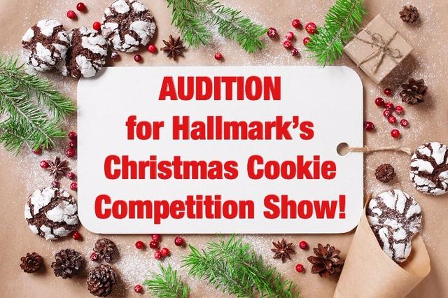 Christmas Cookies Hallmark.Lissa Blog Want To Bake With Your Fave Hallmark Stars