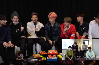 BTS and Tomorrow X Together for RADIO.COM