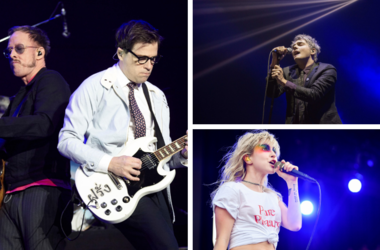 Weezer, My Chemical Romance, Paramore