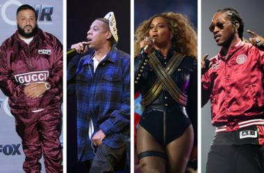 DJ Khaled, JAY-Z, Beyonce, Future