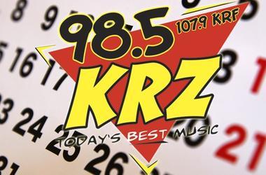KRZ Calendar