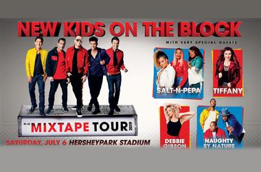 Mix Tape Tour