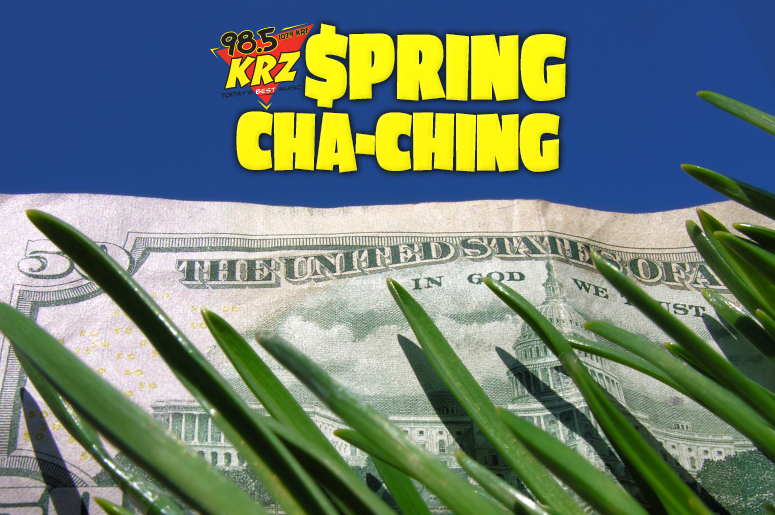 Spring Cha-Ching