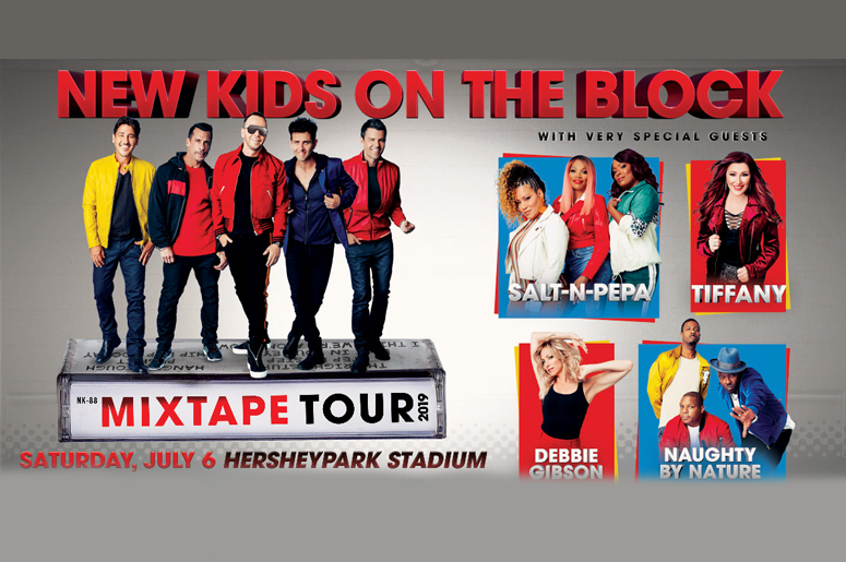Mix Tape Tour