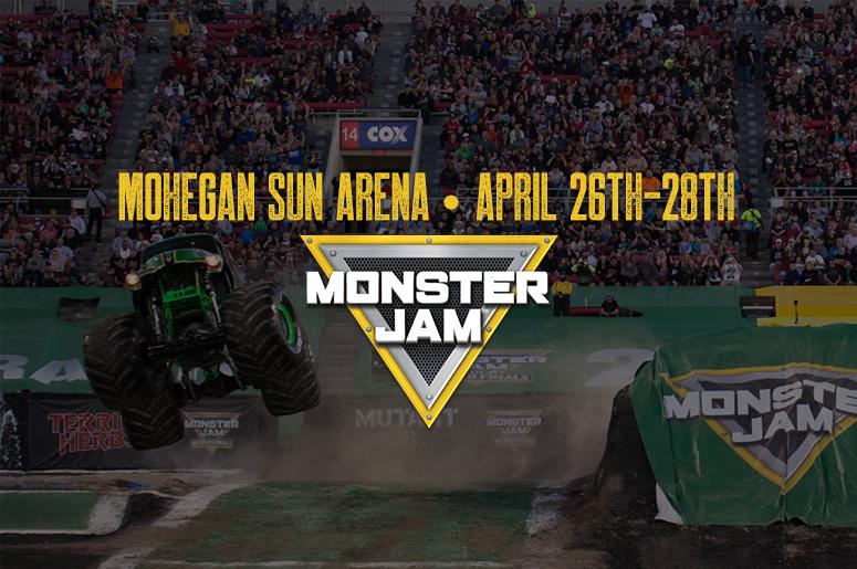 Event: Monster Jam 2019 | 98 5 KRZ