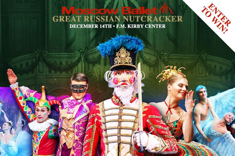 Moscow Ballet Russian Nutcracker
