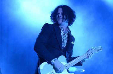 Jack White performs during the 2014 Bonnaroo Music & Arts Festival on June 14, 2014