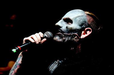 Singer Corey Taylor of Slipknot