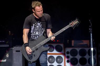 Pearl Jam's Jeff Ament