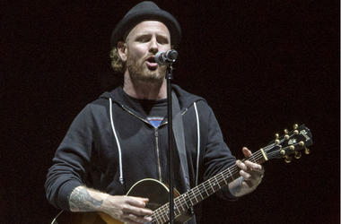 Corey Taylor of Stone Sour and Slipknot