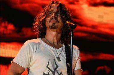 Chris Cornell of Soundgarden