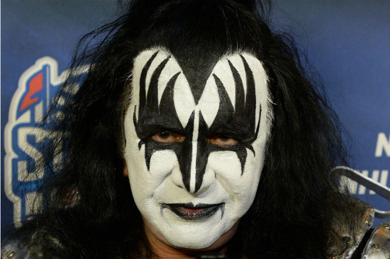 Gene Simmons of KISS
