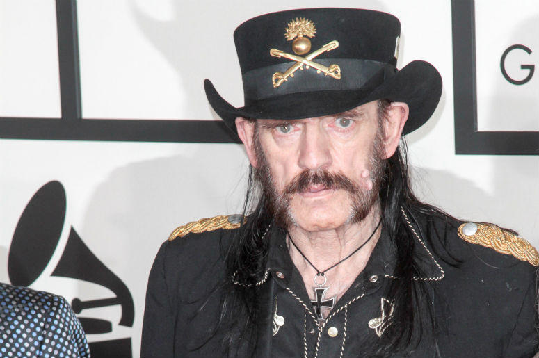Scientists Name Prehistoric Crocodile After Lemmy Kilmister