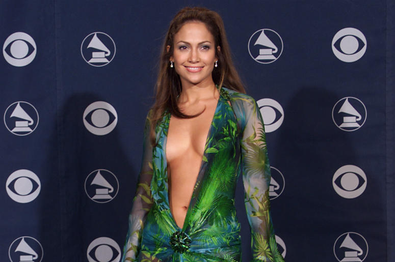 Jennifer Lopez in 2000