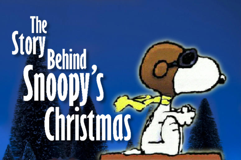 Snoopys Christmas.The Story Behind Snoopy S Christmas Wlif 101 9
