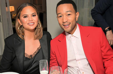 Chrissy Teigen, John Legend