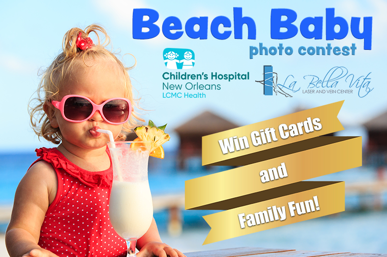 Beach Baby Photo Contest | Magic 101 9