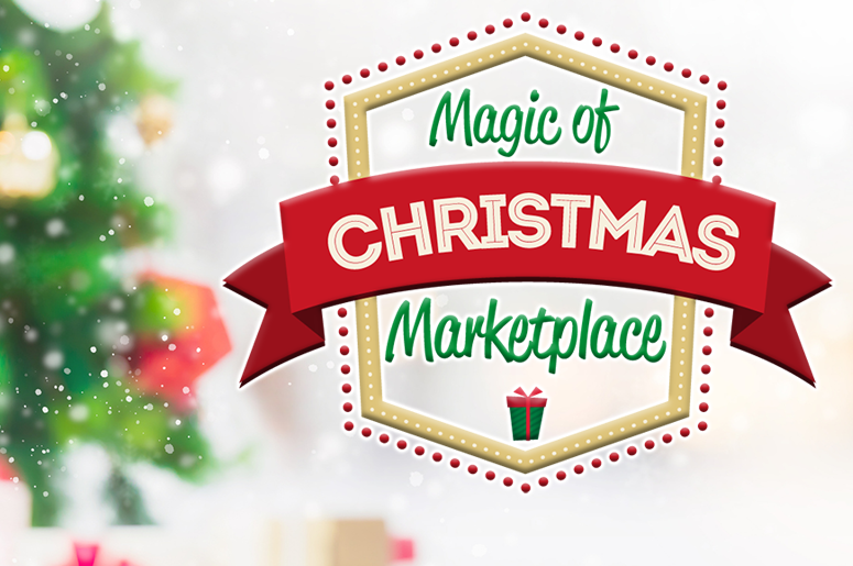 Christmas Event.Magic Of Christmas Marketplace Magic 101 9