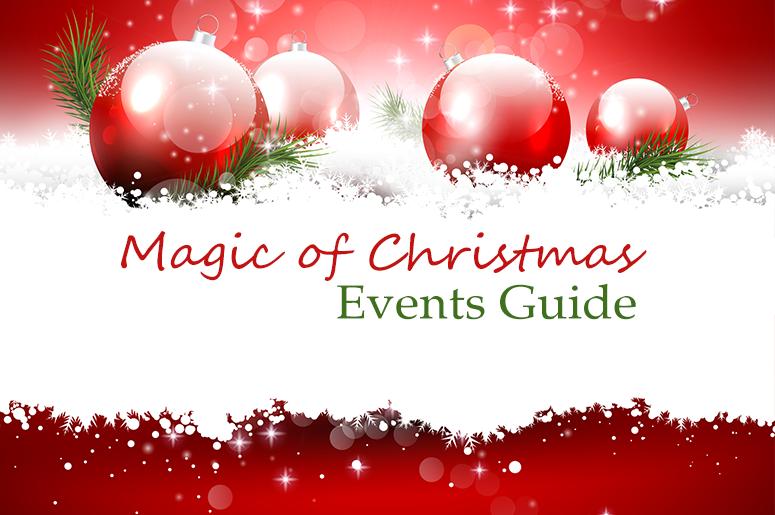 Magic Of Christmas.Magic Of Christmas Events Magic 101 9