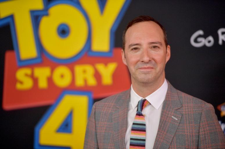 """Tony Hale attends the premiere of Disney and Pixar's """"Toy Story 4"""""""