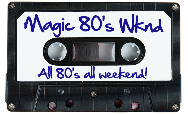 80's music weekend