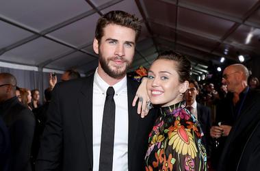 Miley Cyrus, Liam Hemsworth