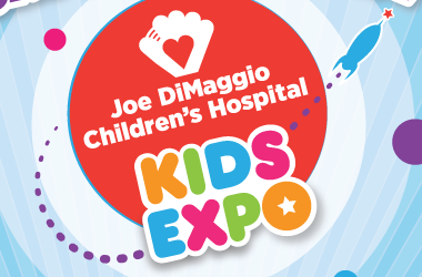 Joe DiMaggio Childrens Hospital Kids Expo