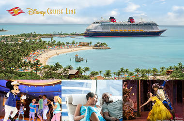 You could enjoy 3 vacations in 1 on a Disney Cruise escape from 101.5 LITE FM!