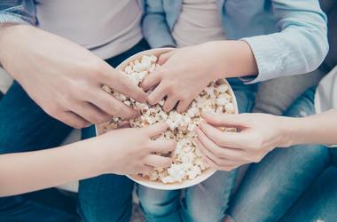 family popcorn
