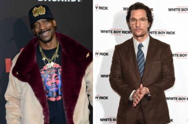Snoop Dogg and Matthew McConaughey