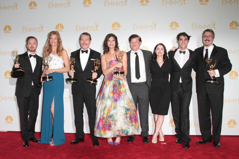 'Breaking Bad' Wins Best Drama Series at the 66th Prime Time Emmy Awards