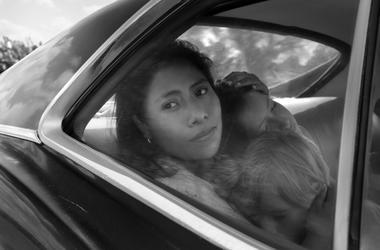 """Yalitza Aparicio en una escena de """"Roma"""" de Alfonso Cuarón. El martes 22 de enero del 2019, Aparicio fue nominada al Oscar a la mejor actriz por su trabajo en esta película."""