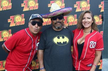 Hispanic Heritage Day en Nationals Park