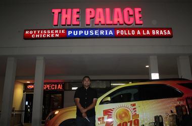 Juan El Poderoso en El Palacio