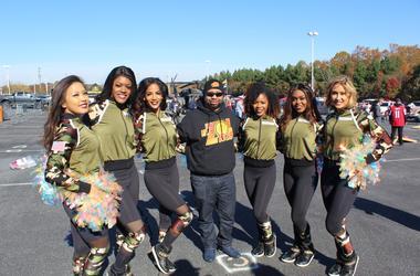 El Zol Deportes en el Partido de Los Redskins