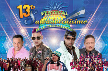 Festival Salvadoreñisimo