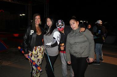 Noche Spooktacular en Six Flags America