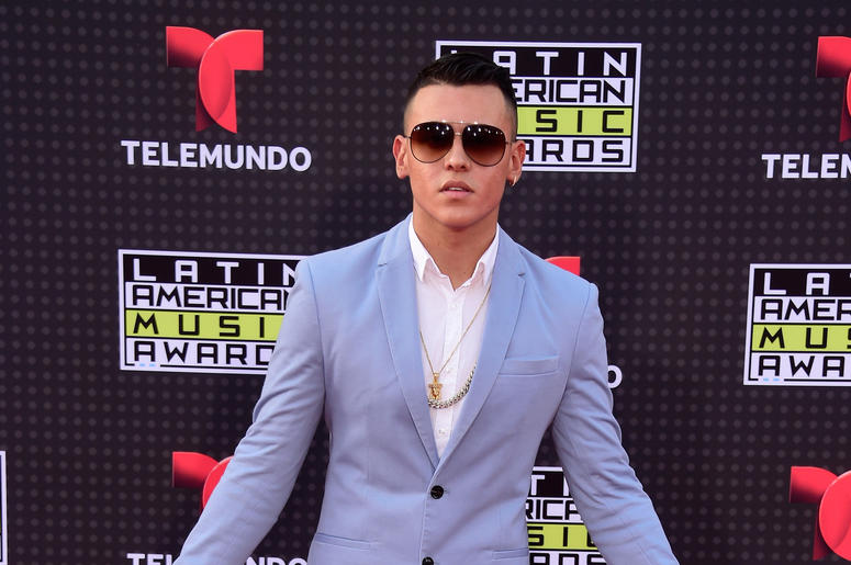 Kevin Roldan attends Telemundo's Latin American Music Awards at the Dolby Theatre on October 8, 2015 in Hollywood, California.