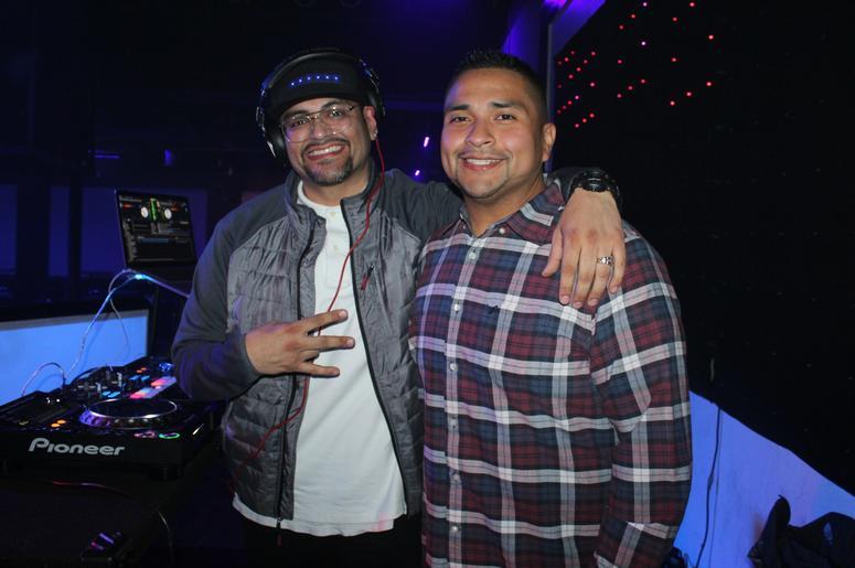 Juan El Poderoso en Galaxy Night Club