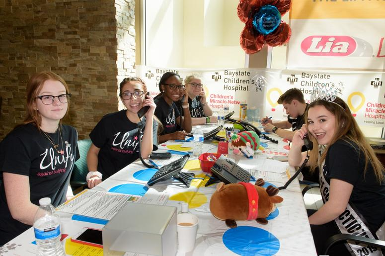 Baystate Children's Hospital Radiothon 2019