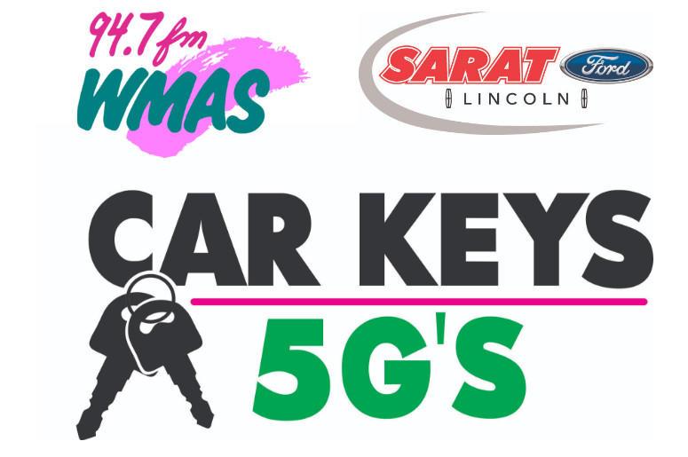 Car Keys 5Gs