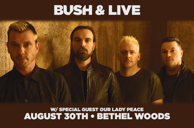 Bush / Live