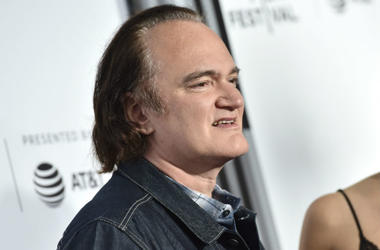 "Director Quentin Tarantino attends the 25th Anniversary Retrospective Screening of ""Resevoir Dogs"" at the Beacon Theatre during the 2017 Tribeca Film Festival in New York, NY, on April 28, 2017"