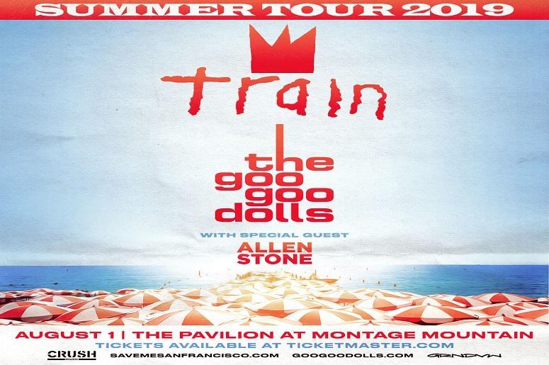 Train Goo Goo Dolls