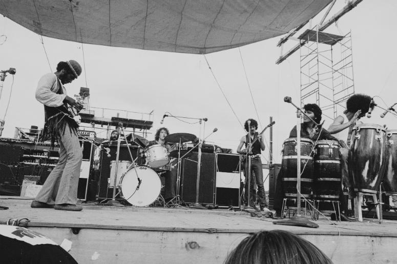 Santana at Woodstock